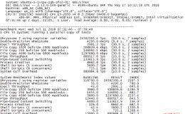 DigitalOcean 旧金山/1G/1核/千兆 vps性能网速测评