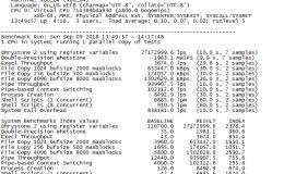 Vultr 日本/512M/1H vps主机性能网络测评