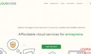 Cloudcone介绍—支持按小时计费、DDOS防御、支付宝付款