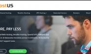 hostus主机商介绍—附带优惠码、机房测评信息