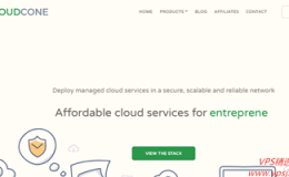 Cloudcone详细介绍—按小时计费、随用随停、支付宝付款