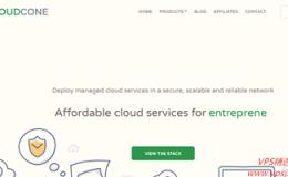 cloudcone新一波促销活动,基础款vps云主机20刀/年