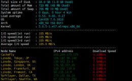Hostdare洛杉矶(CN2 GIA、国内优化)主机网络线路、主机性能测评