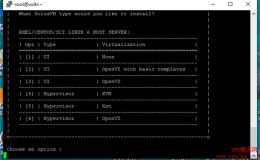 通过SolusVM在VPS主机/独服上开设NAT VPS教程