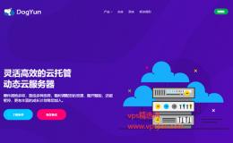 Dogyun介绍/国人主机商,接入CN2、三网直连、BGP、软银,6大机房可选