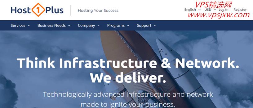host1plus 介绍--品质保证,支付宝付款