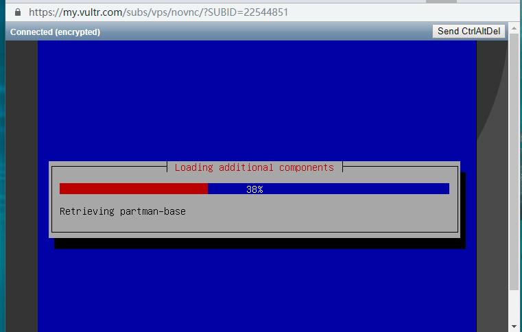 VPS 主机 linux 系统 一键 dd 安装 windows