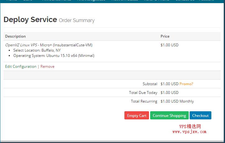 [指南]virmach VPS 主机最全购买教程