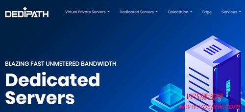 Dedipath 新推出千兆端口、不限流量 vps 主机,优惠价年付 20 美元