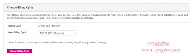 Gigsgigscloud 用户注册|后台面板|续费|主机升级|退款|修改计费模式|换 IP 等使用教程