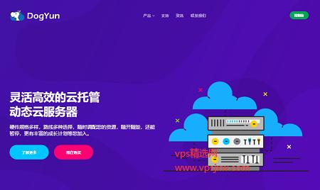 Dogyun 五一促销:VPS7 折起,独服立减 100,可选 CN2 GIA/BGP/日本软银等