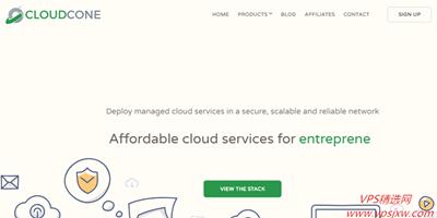 Cloudcone 复活节促销:洛杉矶千兆带宽 VPS,1-8T 大流量任选,价格便宜,低至$12.95/年