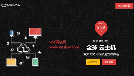 CloudIPLC 介绍 |美国日本、香港俄罗斯机房,接入 IPLC、CN2,直连三网