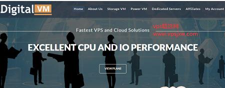 Digital-vm 六月促销:全场 VPS 享 6 折,多机房可选/千兆带宽/不限流量,$2.4/月起